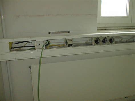 Kabelkanal In Wand Verlegen 4425 by Stand Der Dinge Am 21 8 1998