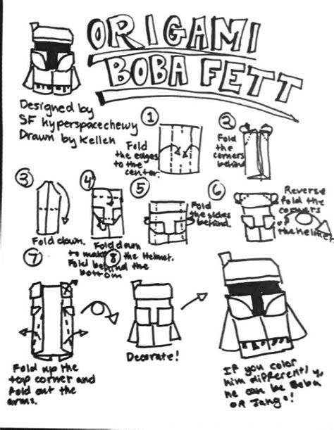 How To Fold A Origami Yoda - best 25 origami yoda ideas on origami yoda