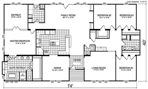 triple wide mobile home floor best 25 triple wide mobile homes ideas on pinterest