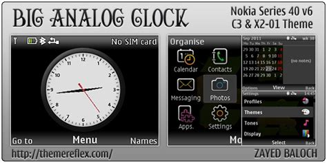 clock themes x202 download download clock theme for nokia x2 00 investorsoft