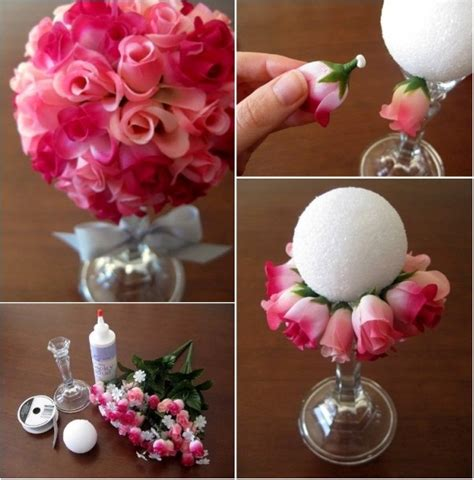 bouquet diy pretty flower ball bouquet diy alldaychic