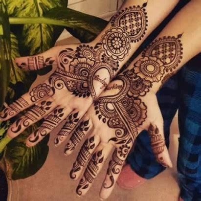 latest arabic mehndi designs collection   women