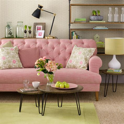 Pink Living Room Ideas - green living room ideas for soothing sophisticated spaces
