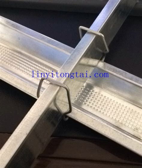 omega hat metal furring channel suspended ceiling metal