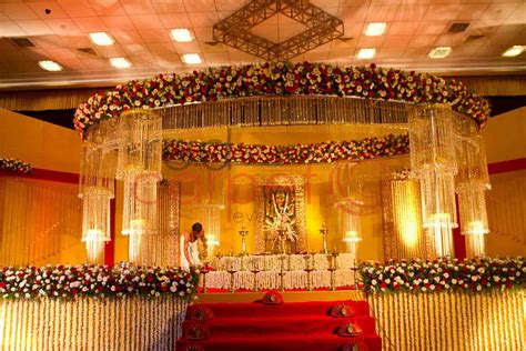 design events in india hindu decoration simply south wedding