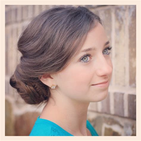 twisted updo hairstyles easy twist updo prom hairstyles hairstyles