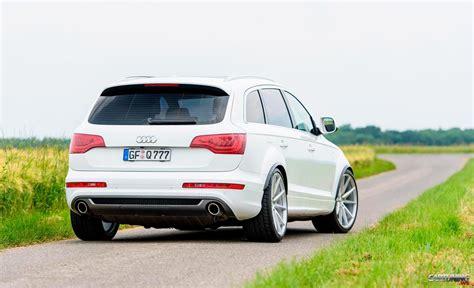 Audi Q7 Tuning by Tuning Audi Q7 Rear