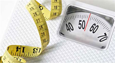 The Weight Is by Check Your Weight Once A Week To Lose Study The