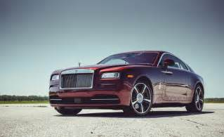 Rolls Royce Coupe Wraith Car And Driver
