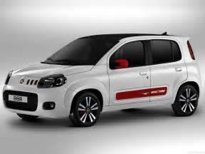 Fiat Sporting Novo Fiat Uno Sporting Meu Conforto
