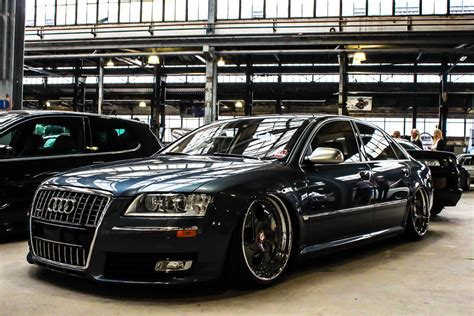 W12 Audi by Audi A8 W12 Tuning
