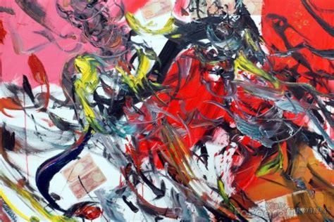 Lukisan Abstrak 6 contoh lukisan abstrak