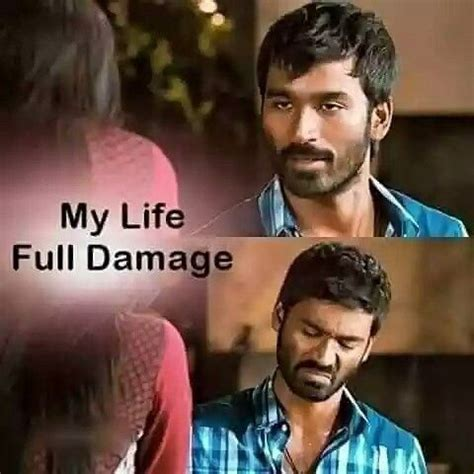 dhanush love dilogue images 141 best images about tamil quotes on pinterest discover