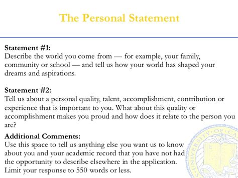 Great Application Essays For Business School 2nd Edition Pdf by Uc Personal Statement Describe World You Come
