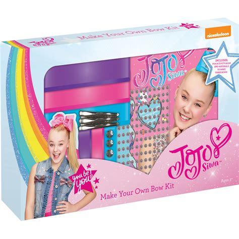 Jojo Siwa Bow By Timorashop jojo siwa make your own bow kit big w