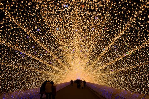 Delightful Large Christmas Bulbs #10: Light-tunnel.jpg