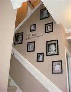 Up The Stairs Wall Decor by 1000 Images About Stairway Wall Decorating Ideas On