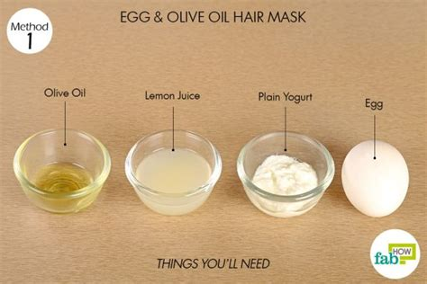How To Use Hair Style Tools To Make Different by Top 5 Diy Hair Masks For Maximum Hair Growth