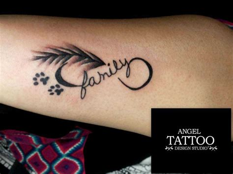 family infinity tattoo designs infinity tattoos best infinity design ideas