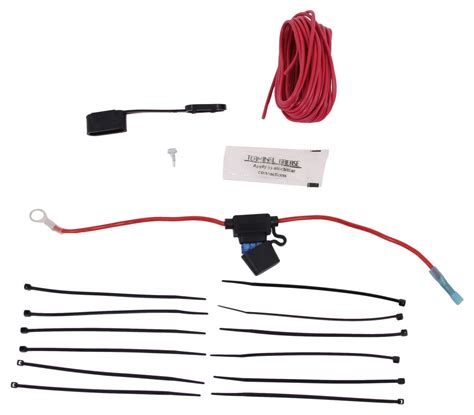 in simple vehicle wiring harness with 4 pole