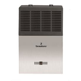 thermablaster vent free wall heater shop thermablaster 10 000 btu wall mount natural gas or
