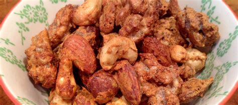 protein nuts mexican spiced protein nuts protein chef