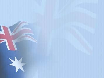 Earth Contact Home Designs australia flag 05 powerpoint templates