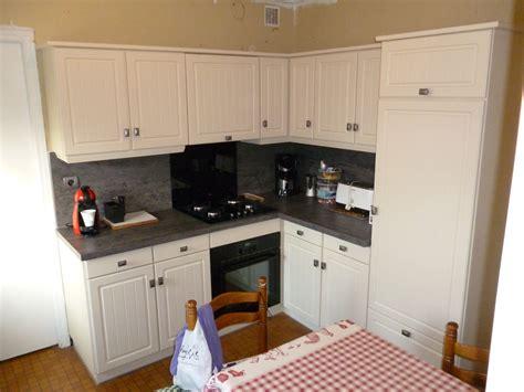 cuisine en bois blanc r 233 novation de cuisines menuiserie douai nord