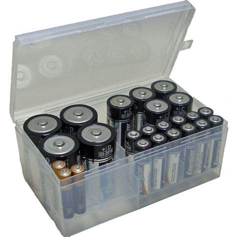 Klakat 40 By H O W Kitchen battery organizer clear 2 75 quot h x 6 5 quot w x 3 75 quot d 1