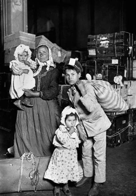 inmigrantes italianos. | Imagens da história, História do