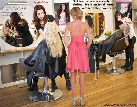 sissy beauty salon http www petticoatpunishmentart com docs 15 0 c879a jpg