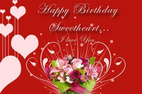 Sweet Happy Birthday Wishes For Him Sweet Romantic Happy Birthday Text Sms In Hindi English