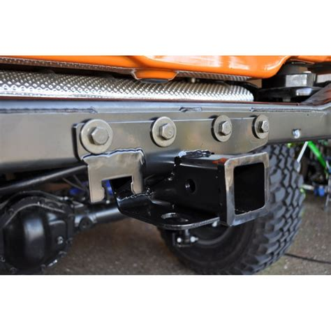 rugged ridge 1158052 receiver hitch with wiring harness
