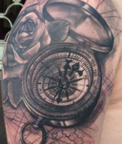compass hand tattoo reddit compass tattoos for men ideas and designs for guys