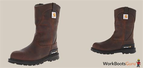 most comfortable pull on work boots best pull on work boots for men yu boots