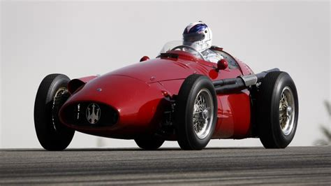 Maserati Race Car Top Gear S Coolest Racing Cars Maserati 250f Top Gear