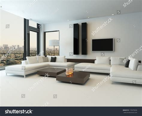 white wooden living room furniture modern white living room wooden furniture stock