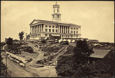 State Of Tn Records File Tennessee Nashville The State Capitol Nara 533375 Jpg Wikimedia Commons