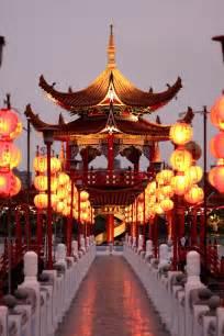 Lotus Lake Kaohsiung Taiwan File Pagode Kaohsiung Amk Jpg