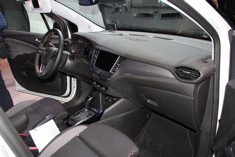 X ç œ La Opel Crossland X 224 La Crois 233 E Des Chemins En Direct Du
