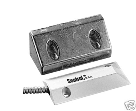 Sentrol Overhead Door Contacts Electronic Depot Inc 2205a Sentrol 2205al Oh Door Magnetic Contact 2205a L