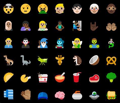 emoji for windows microsoft releases massive windows 10 preview build 16226