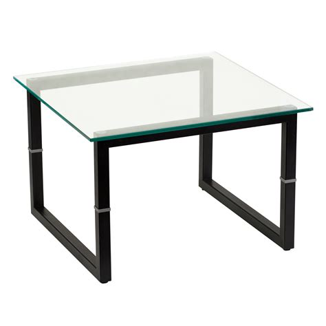 glass end table flash furniture glass end table by oj commerce fd end tbl