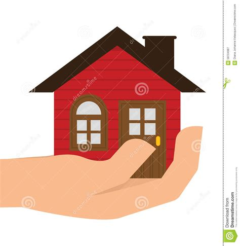 home design stock vector image 58704987