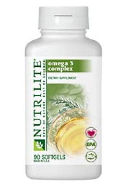 Minyak Ikan Nutrilite nutrilite salmon omega complex images
