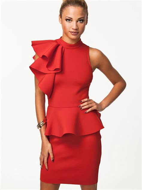 River Island Gift Card Page - neck scuba peplum dress river island red party dresses clothing women