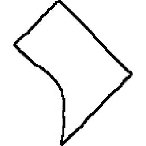 washington dc map silhouette washington state outline map memes