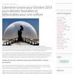 Calendrier Lunaire 2015 Coupe Cheveux Calendrier Lunaire Pearltrees
