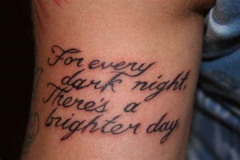 famous tattoo quotes 100 best quotes