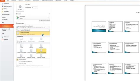Vorlage Word Handout Powerpoint Handout Erstellen So Gelingt S Chip